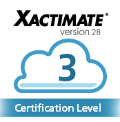 Xactimate 28 Certification Level 3