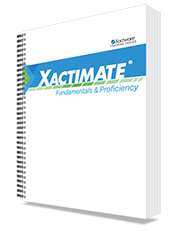 Xactimate Fundamentals and Proficiency Workbook