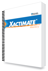 Xactimate Mastery Training Workbook