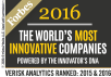 Forbes Most Innovative Companies