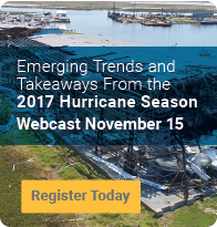 Trends and Takeaways from 2017 Hurricane Season