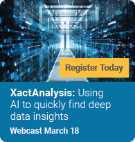 XactAnalysis: Using AI to quickly find deep data insights
