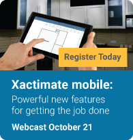 Xactimate mobile: Powerful New Features For Getting The Job Done