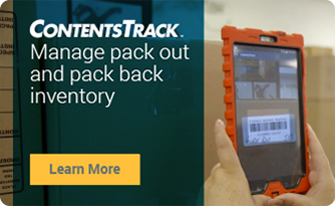 ContentsTrack Pack Out and Pack Back Inventory