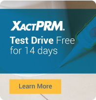 Test Drive XactPRM Free for 14 Days