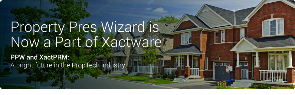 Property Pres Wizard is Now a Part of Xactware