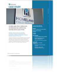 Download the Homeland Field Services XactPRM Case Study