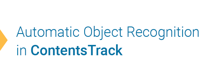 Automatic Object Recognition In ContentsTrack