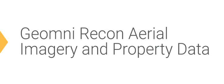 Geomni Recon Aerial Imagery And Property Data