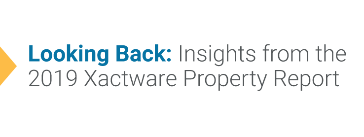 Looking Back Insights From The 2019 Xactware Property Report