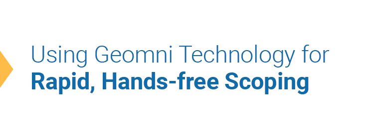 Using Geomni Technology for Rapid, Hands-free Scoping