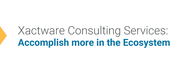 Xactware Consulting Services Accomplish More In The Ecosystem