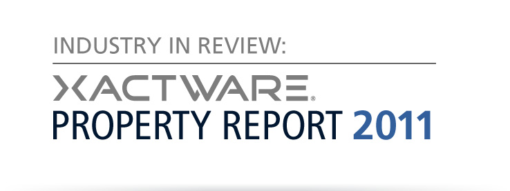 Industry in Review: Xactware's 2011 Property Report