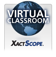 XactScope Virtual Classroom Training